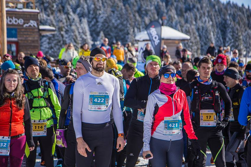 Dolomiti Winter Trail gara #e2ece - 00