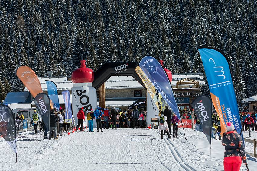 Dolomiti Winter Trail partenza #069d7 - 00