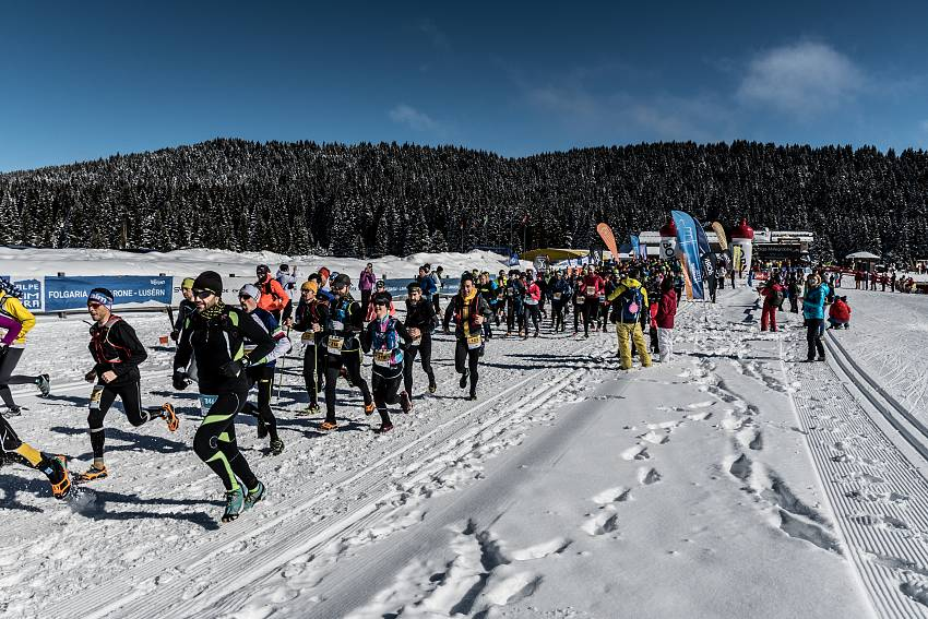 Dolomiti Winter Trail partenza #b0c71 - 00
